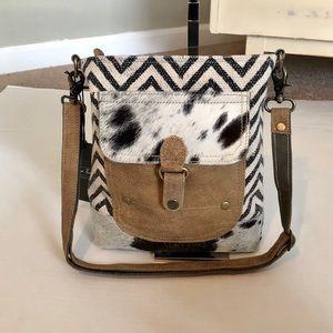 Handbags - Myra Bag Approach small crossbody purse Rustic